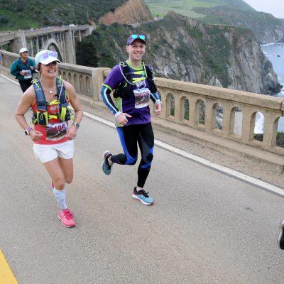 Big Sur Marathon Race Recap 2019. Provides insight to course, its level of difficulty, travel, race expo, picture opportunities and race prep! #running #runningtips #racerecap #bigsurmarathon