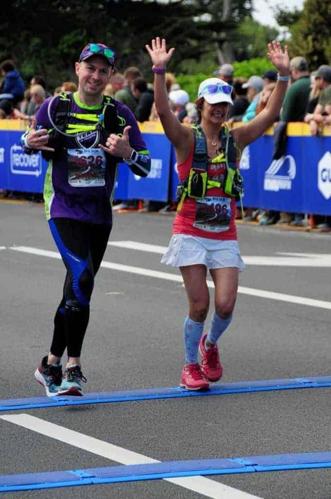 big sur marathon race recap