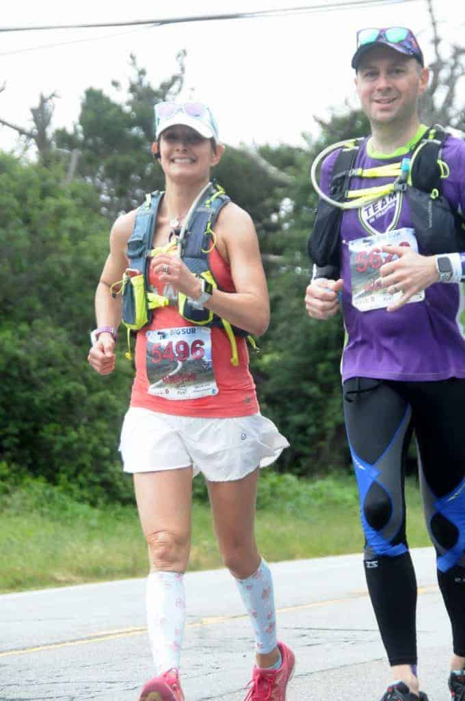 Running Big Sur Marathon