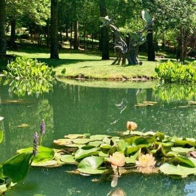 MUST Visit Gibbs Gardens!