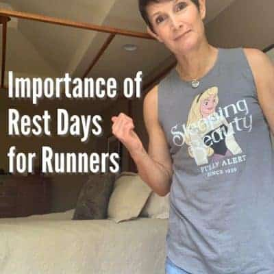 Sleeping Beauty Knows Importance of REST for Runners