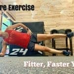 Runner Core Exercise For a Fitter, Faster You