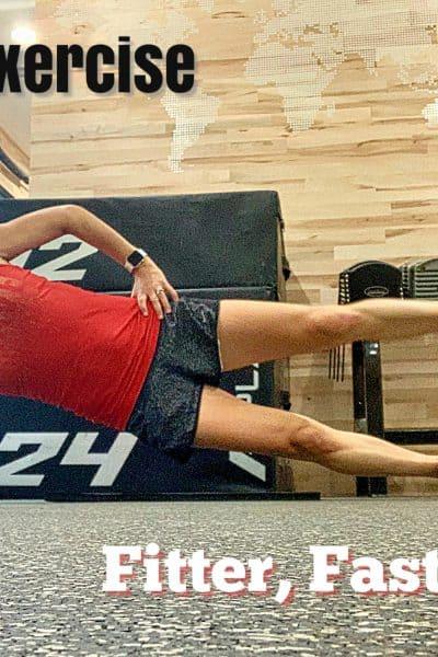 runner core exercise