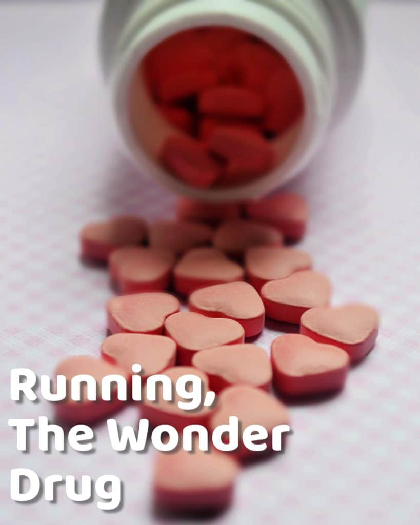running the wonder drug anti-aging; #running #runningtips