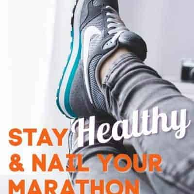 Stay Healthy and Nail Your Marathon Recovery