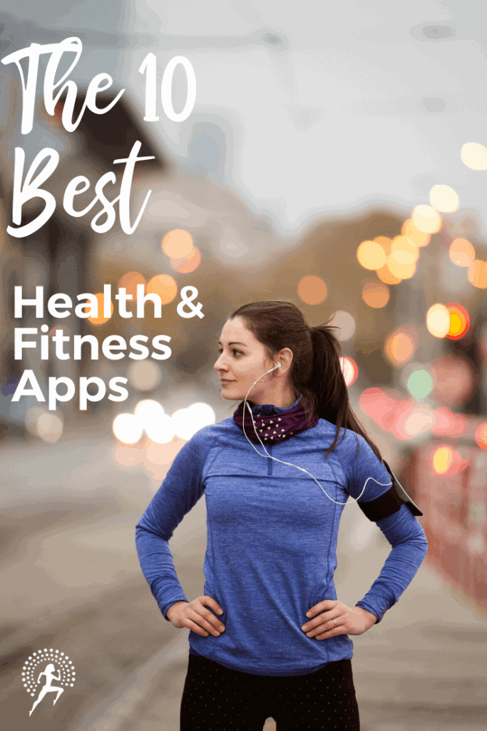 Here are 10 best fitness apps to nail your fitness goals.  Whether the goal is to run  faster or further, slim down, bulkup, get lean, whatever is important to you.  Convenience, plus cost-friendly options to add variety and challenge to your fitness.  #fitnessapps #fitnesstips #runningglow #fitnessjourney #bestfitnessapps #fitnessgoals