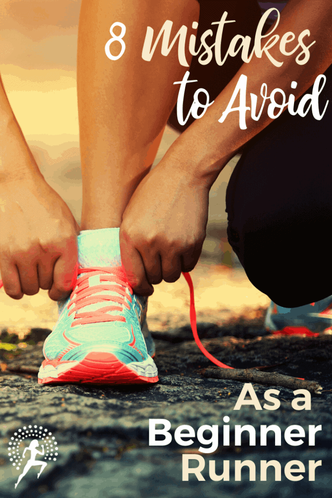 Avoid the common mistakes beginner runners often make that lead to injury and burn-out!   And, increase your odds of success, and improving your running ability & enjoyment! #running #runningtips #runningglow #beginnerrunner